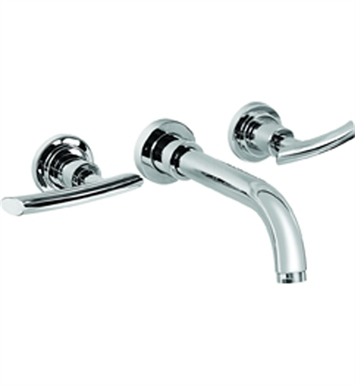 "Graff Tranquility L 9 1/4"" Wall Mounted Lavatory Faucet"