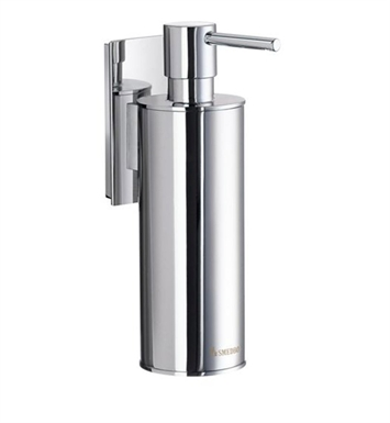 Smedbo ZK370 Pool Soap Dispenser Wallmount in Polished Chrome