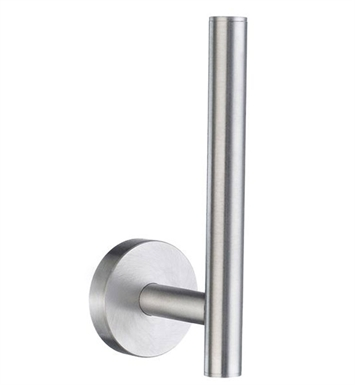 Smedbo HS320 Home Spare Toilet Roll Holder Wallmount in Brushed Chrome