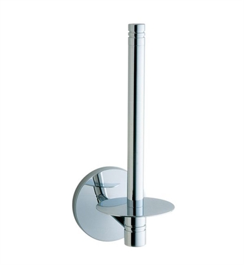 Smedbo NK320 Studio Spare Toilet Roll Holder Wallmount in Polished Chrome