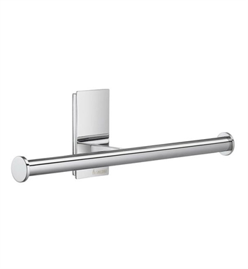 Smedbo ZK320 Pool Spare Toilet Roll Holder Wallmount in Polished Chrome