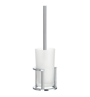 Smedbo FK101 Outline Toilet Brush Free Standing in Polished Chrome