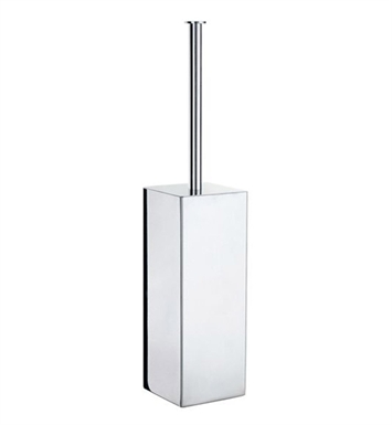 Smedbo FK601 Outline Toilet Brush Free Standing in Steel Polished