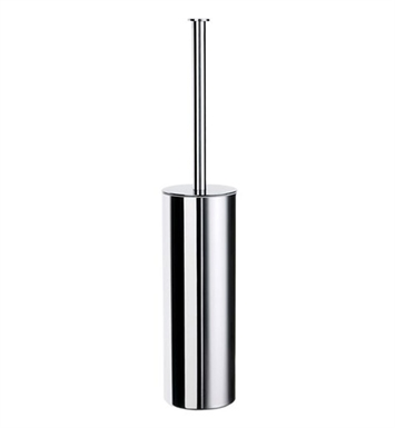 Smedbo FK605 Outline Toilet Brush Free Standing in Stainless Steel Polished