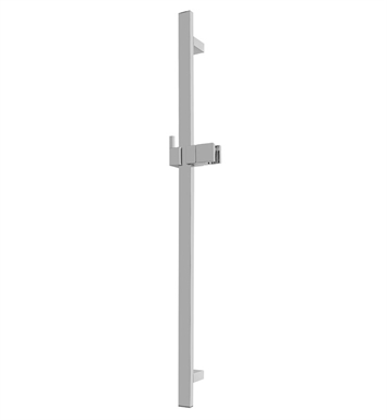 Graff G-8631 Contemporary Square Wall Mounted Slide Bar