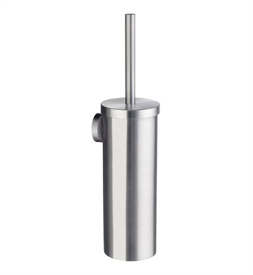 Smedbo HS332 Home Toilet Brush Wallmount in Brushed Chrome
