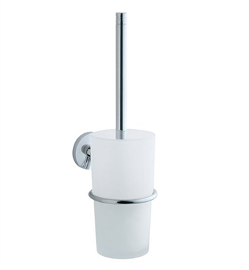 Smedbo NK333 Studio Toilet Brush Wallmount in Polished Chrome
