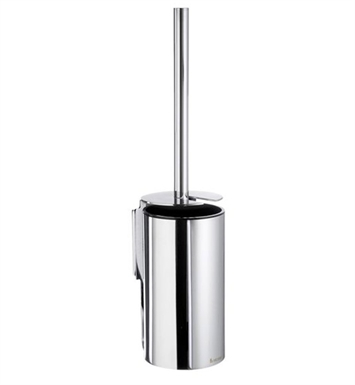 Smedbo ZK332 Pool Toilet Brush Wallmount in Polished Chrome
