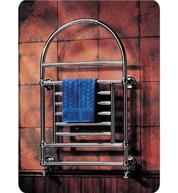 Myson B29CH Bala Traditional Hydronic Towel Warmer With Finish: Chrome