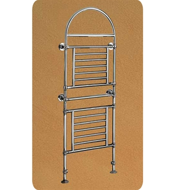 Myson B49SN Windermere Traditional Hydronic Towel Warmer With Finish: Satin Nickel
