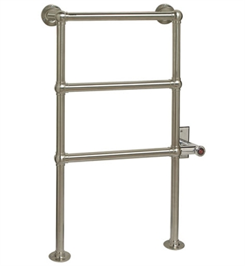 Myson EB24-1RB Inn Traditional Electric Towel Warmer With Finish: Regal Brass