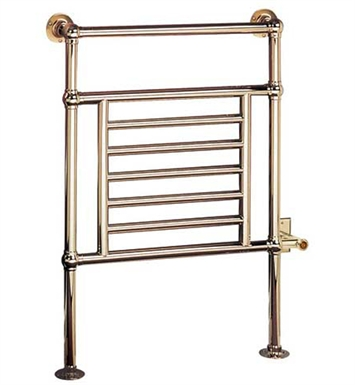 Myson EB27-1SN Awe Traditional Electric Towel Warmer With Finish: Satin Nickel