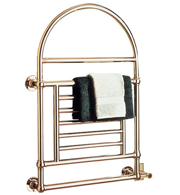 Myson EB29SN Bala B29 Traditional Electric Towel Warmer With Finish: Satin Nickel