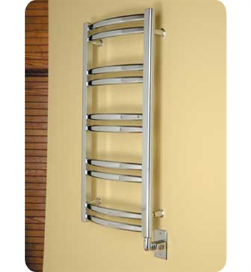 Myson ECMH3-2NI Ferlo Contemporary Electric Towel Warmer With Finish: Nickel
