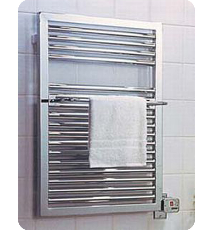 Decorative Towel Warmers : Myson emr lindi contemporary electric towel warmer