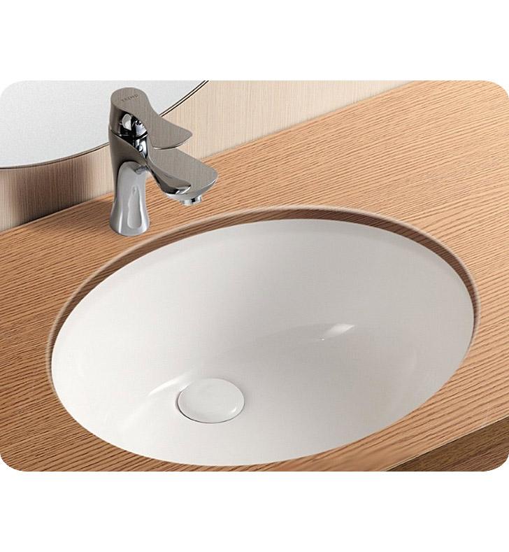 Nameeks Ca90816 Caracalla Undermount Bathroom Sink