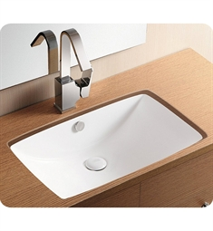 Nameeks CA40236 Caracalla Undermount Bathroom Sink