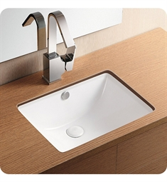 Nameeks CA4070 Caracalla Undermount Bathroom Sink