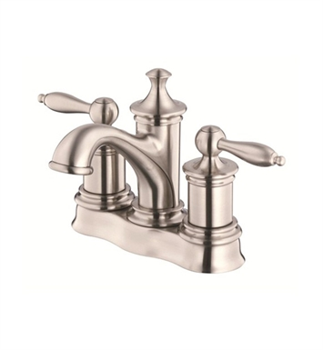 Danze Prince™ Two Handle Centerset Lavatory Faucet in Brushed Nickel