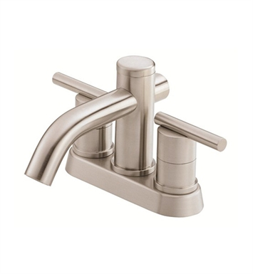 Danze Parma™ Two Handle Centerset Lavatory Faucet in Brushed Nickel