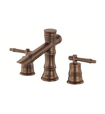 Danze D303045RBD South Sea™ Mini-Widespread Lavatory Faucet in Distressed Bronze