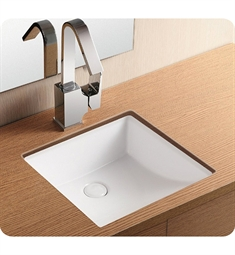 Nameeks CA4068 Caracalla Undermount Bathroom Sink