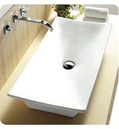 Nameeks Caracalla Vessel Bathroom Sink CA4277
