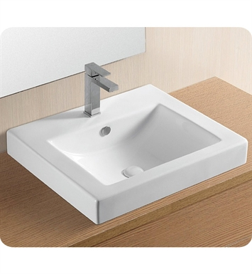 Nameeks CA4024A Caracalla Self Rimming Bathroom Sink