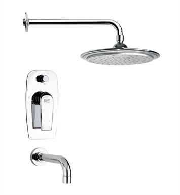 Nameeks TSF2005 Remer Tub and Shower Faucet