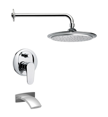 Nameeks TSF2007 Remer Tub and Shower Faucet