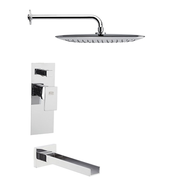 Nameeks TSF2011 Remer Tub and Shower Faucet