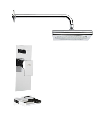 Nameeks TSF2016 Remer Tub and Shower Faucet