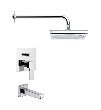 Nameeks TSF2017 Remer Tub and Shower Faucet