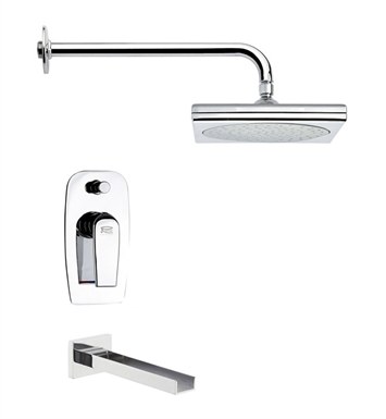 Nameeks TSF2018 Remer Tub and Shower Faucet