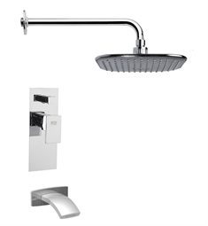 Nameeks TSF2021 Remer Tub and Shower Faucet