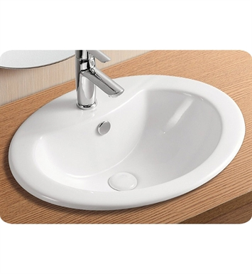 Nameeks Caracalla Self Rimming Bathroom Sink CA902