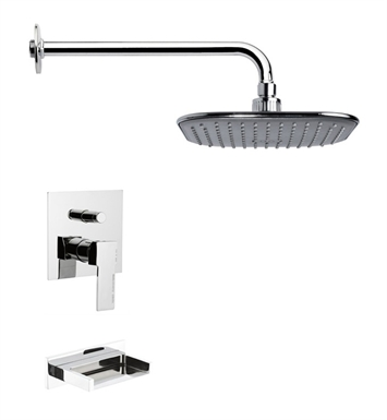 Nameeks TSF2022 Remer Tub and Shower Faucet