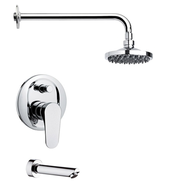 Nameeks TSF2037 Remer Tub and Shower Faucet