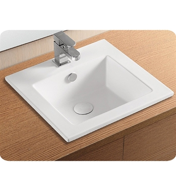 Nameeks CA4583 Caracalla Self Rimming Bathroom Sink