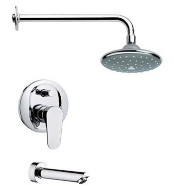 Nameeks TSF2043 Remer Tub and Shower Faucet