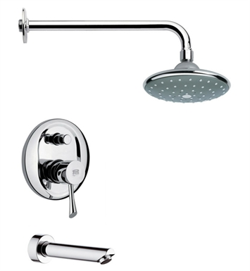 Nameeks TSF2046 Remer Tub and Shower Faucet
