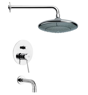 Nameeks TSF2049 Remer Tub and Shower Faucet