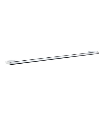 Smedbo AK3464 Air Towel Rail Single in Polished Chrome
