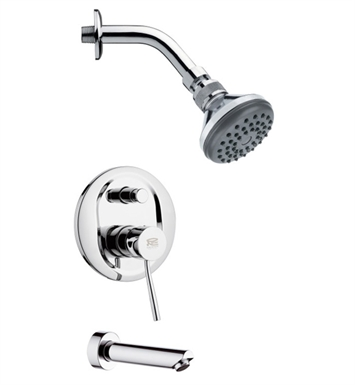 Nameeks TSF2055 Remer Tub and Shower Faucet