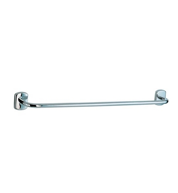 Smedbo CK3464 Cabin Towel Rail Single in Polished Chrome