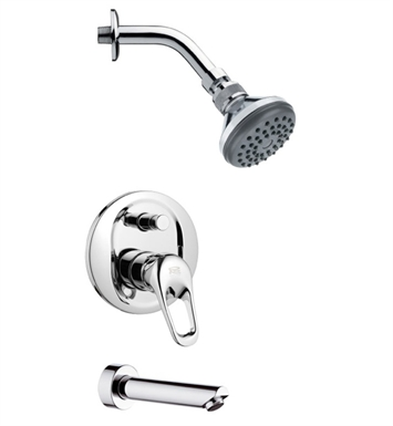 Nameeks TSF2057 Remer Tub and Shower Faucet