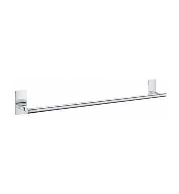 Smedbo ZK3464 Pool Towel Rail Single in Polished Chrome
