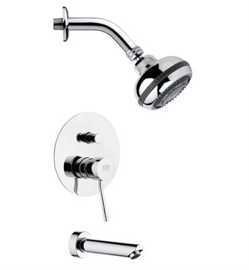 Nameeks TSF2079 Remer Tub and Shower Faucet