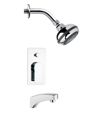 Nameeks TSF2080 Remer Tub and Shower Faucet