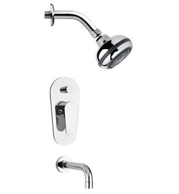 Nameeks TSF2081 Remer Tub and Shower Faucet